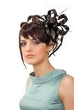 coiffure för 2 b Royaltyfri Fotografi