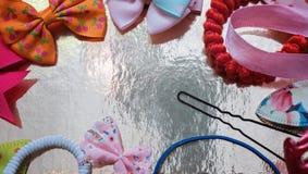 Coiffures pour le bébé image stock