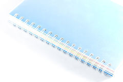 Coil bind book. Coil bind book (on white background Royalty Free Stock Photo