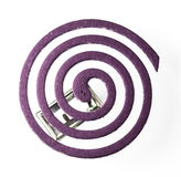 Coil of Mosquito-Repellent with Lavender Fragrance Stock Images