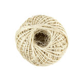 Coil of packing string Royalty Free Stock Photos
