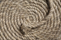 Coil Of Rope Stock Image
