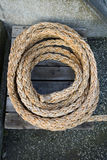 Coil of Rope Stock Photos