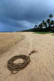 Coil of rope Stock Images