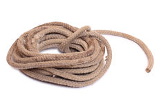 Coil rope Stock Photography