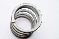 Coil spring Royalty Free Stock Photography