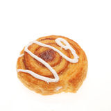 Coiled Danish pastry Stock Photos