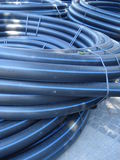 Coiled plastic tubes Royalty Free Stock Photography