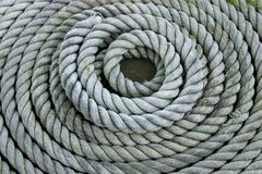 Free Coiled Rope Royalty Free Stock Images - 733279