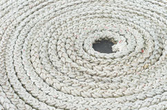 Coiled rope Stock Photos