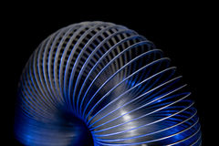 Coiled Spring Toy Stock Photography