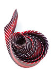 Coiled tie Stock Image