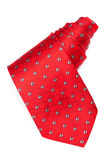 A coiled tie Stock Image