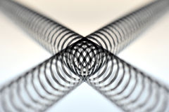 coils arkivfoto