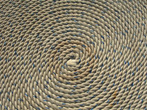 Coils of rope royalty free stock photography