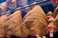 coilsrökelse royaltyfri bild