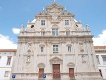 coimbra Португалия Стоковое фото RF