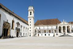 Coimbra Obrazy Royalty Free