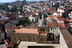 Coimbra Royalty Free Stock Photography