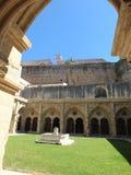 Coimbra Across The Cloister Stock Image