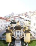 Coimbra byggnad fotografering för bildbyråer