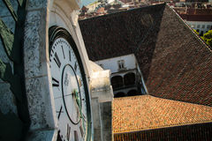Coimbra City Royalty Free Stock Image