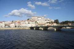 Coimbra. Is a city and a municipality in Portugal. The population at the 2011 census was 143,396 Royalty Free Stock Photo