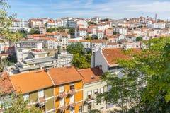 Coimbra City Royalty Free Stock Photography