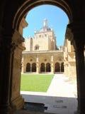 Coimbra Dome And Cloister stock photos