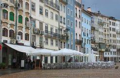 Coimbra kwadrat Obraz Royalty Free