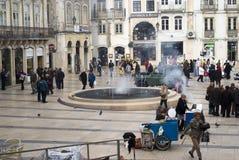 Coimbra, Portogallo Fotografie Stock Libere da Diritti