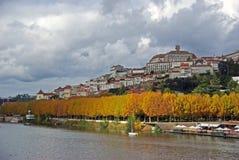 Coimbra, Portogallo Fotografia Stock Libera da Diritti