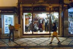Coimbra Portogallo Fotografia Stock