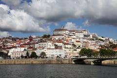 coimbra portugal Arkivbilder