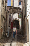 Coimbra portugal Fotografie Stock