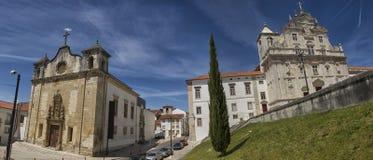 Coimbra portugal Immagine Stock Libera da Diritti