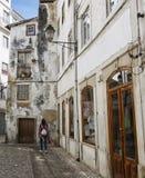 Coimbra portugal Fotografie Stock Libere da Diritti