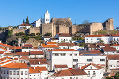 Coimbra, Portugal, Old City View Stock Image