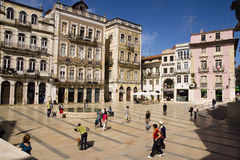 Coimbra Portugal Royalty Free Stock Photos