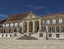 Coimbra. Portugal. Royalty Free Stock Images
