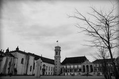 Coimbra stad Royaltyfri Foto