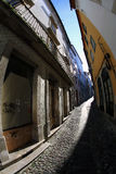 Coimbra street Royalty Free Stock Photo