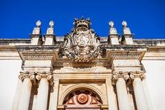 Coimbra University decor Royalty Free Stock Photo