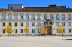 Coimbra university, Portugal Royalty Free Stock Photos
