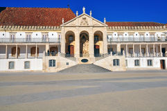 Coimbra university, Portugal Stock Images