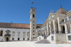 Coimbra University Stock Photography