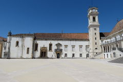 Coimbra University Royalty Free Stock Image