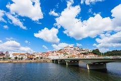 Coimbra University Stock Photography
