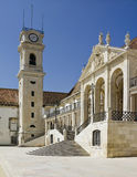 Coimbra University Tower Stock Photography