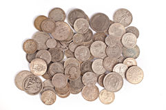 Coin background Royalty Free Stock Image